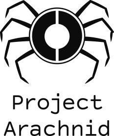 project arachnid logo
